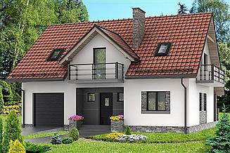 Projekt domu HG-C1