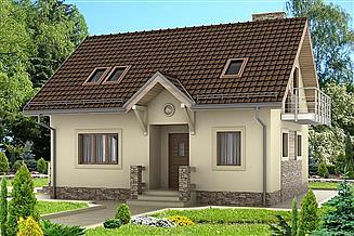 Projekt domu HG-E1