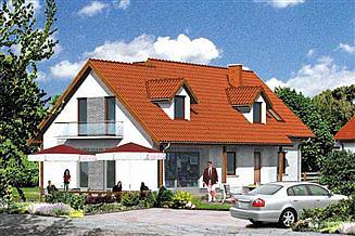 Projekt domu WB-0025