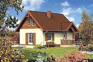 Projekt domu WB-0035