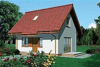 Projekt domu Sosenka