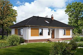 Projekt domu Colombo LMB63