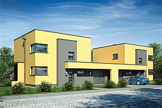 Projekt domu Piccolo Duo