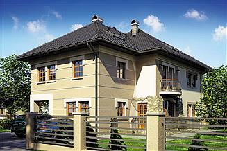 Projekt domu Villa Medica II