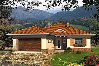 Projekt domu Solaris II