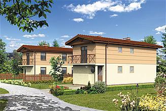 Projekt domu WB-0022