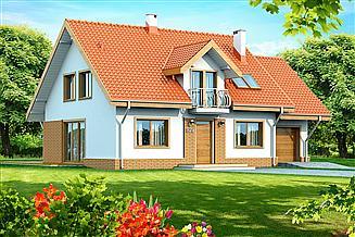 Projekt domu Altea
