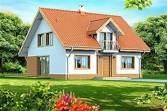 Projekt domu Armanda