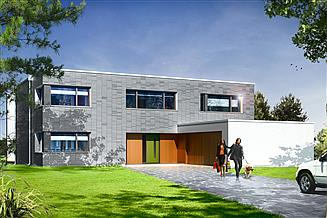 Projekt domu Villa Nova