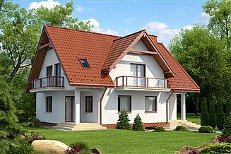 Projekt domu Oletta Termo