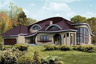Projekt domu Armando