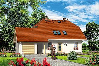 Projekt domu Pan Jan