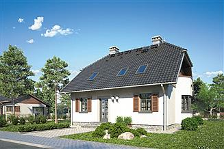 Projekt domu Jasiek