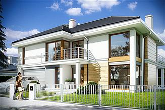 Projekt domu Riwiera 3