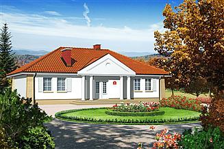 Projekt domu Dom przy Jesionowej