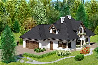 Projekt domu Dom przy Sielskiej