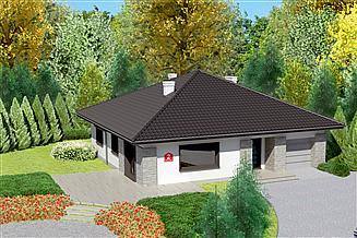 Projekt domu Dom przy Słonecznej 2
