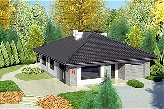 Projekt domu Dom przy Słonecznej 6