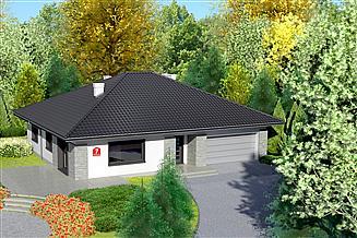 Projekt domu Dom przy Słonecznej 7
