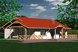 Projekt domu Dom 101