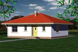 Projekt domu Dom 105