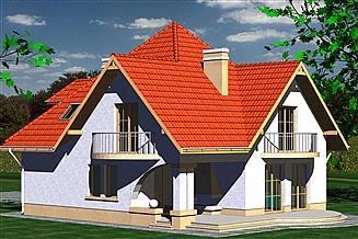 Projekt domu DOM 201