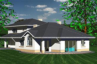 Projekt domu DOM 227
