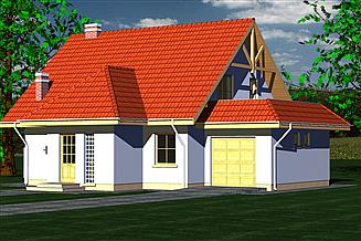 Projekt domu DOM 236
