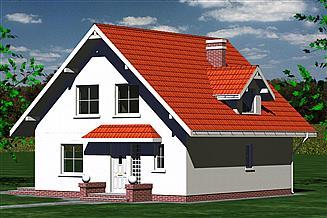 Projekt domu Dom 237