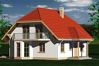 Projekt domu Dom 241