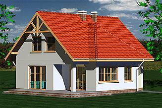 Projekt domu Dom 247