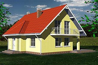 Projekt domu Dom 248