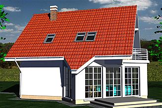 Projekt domu Dom 257