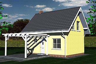 Projekt domu Dom 263