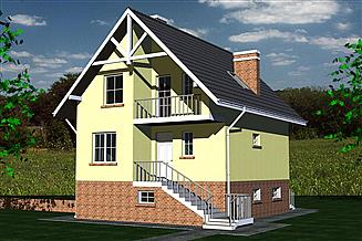 Projekt domu DOM 264