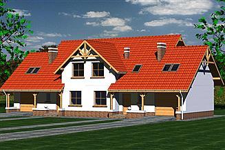 Projekt domu DOM 601