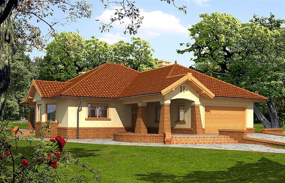 Projekt Domu Afrodyta 1395 M2 Koszt Budowy Extradom