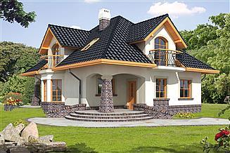 Projekt domu Ariadna III