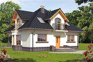 Projekt domu Arkadia III