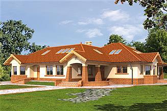 Projekt domu Aurora