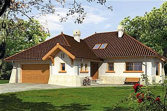Projekt domu Elate I
