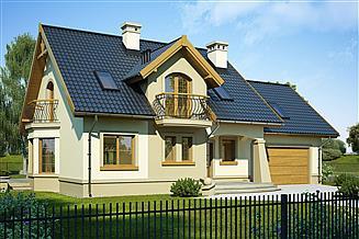 Projekt domu Gracja Mała