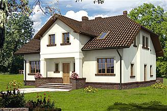 Projekt domu Halimede