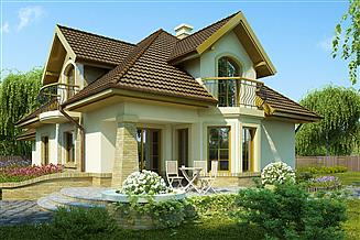 Projekt domu Iliada II
