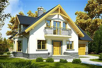 Projekt domu Juliusz Nowy