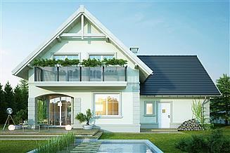 Projekt domu Milena II