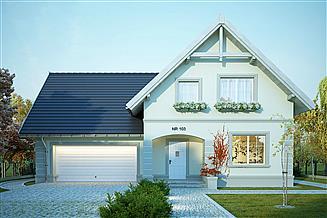 Projekt domu Realny II