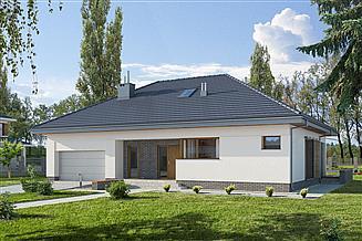 Projekt domu E-131