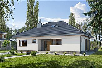 Projekt domu E-112