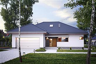 Projekt domu E-114